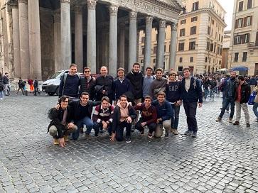 Foto cabezera Roma
